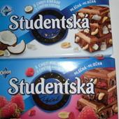 Чехия!Оригинал!Большущая шоколадка 180 грамм(как 2 обычные).Одна на выбор.