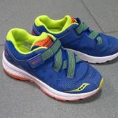 Фирменные кроссовки Saucony р.31 - 19.5см