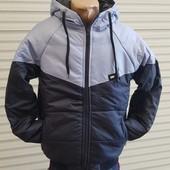 Куртка деми для мужчин. Последняя