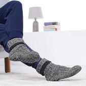 ☘ Уютные утепленные тапочки-носки от Tchibo(Германия), размеры наши: 41-43