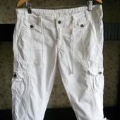 Белые женские шорты, р.М/L