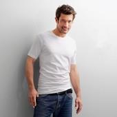 ☘ Базовая мужская футболка из органического хлопка Tchibo(Германия), наши размеры: 52-54 (xl)