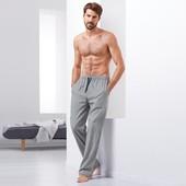 ☘ Мужские брюки для сна и отдыха, органический хлопок, Tchibo(Германия), рр. наш: 48-50 (М евро)