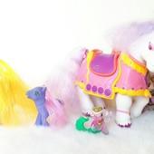 Лот игрушка лошадка пони my littel pony  4шт