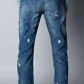 Р. 30  Мужские джинсы Warren Webber (Италия) замеры в описании