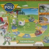 Набор Robocar Poli