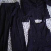 Пакет одежды 1-3класс(16 вещей): школьная форма, штаны,юбка,блузка,водолазка