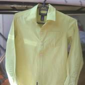 Рубашка 6-7 лет 122-128 см