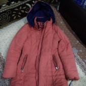 Куртка весна-осень девочка