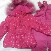 Зимний костюм 3-ка 92-98 рост