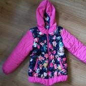 Куртка для девочки евро-зима