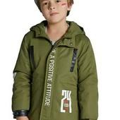 Куртка демисезонная,мальчику на рост до 120
