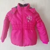 Куртка lupilu 3-4 года