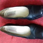 Черные туфли Carmens р.37