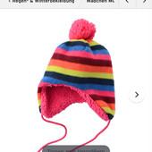 Новая шапка Topolino, ОГ 44/46 см, с офиц сайта