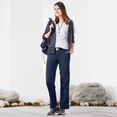 Функциональные брюки-шорты темно-синего цвета DryАctive Plus, Tchibo, рр. наши: 46-48 (40 евро)