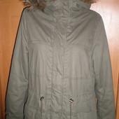 Куртка, Деми, внутри шерпа, р. XL. Papaya. сост. отличное