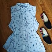 Неймовірно красива блуза в принт!! George,