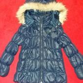 Зимова курточка H&M 4/5 рочки