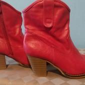 **много лотов ** FaBs)модные -ботинки 37 размер