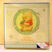 Фото альбом Наш малыш 28смx31см box Disney's Baby