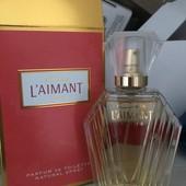 Легендарный парфюм, духи Coty L'Aimant для поклонниц Chanel #5