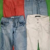 4 шт. джинсов одним лотом!