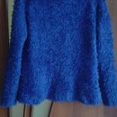 Фирменный свитер-травка р. 14-18.