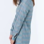 Отличный лот! Рубашка-туника Benetton XS