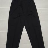 Черные брюки 98-104 см