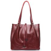 Фирменная кожаная сумка от Alex Rai Цвет на выбор