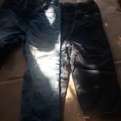 2 пары фирменных джинсиков одним лотом