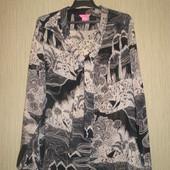 Фирменная блузка Monsoon (Монсун) Fusion, размер uk16, Новая, качественная, мерки есть