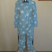 Суперский слип пижама микрофлис 11_13лет замеры на фото