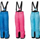 подростковые лыжные брюки на девочку от Crivit. Цвет на 2 фото.Р-р нем. 158\164