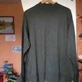Новый, неплотный, полушерстяной свитер Kaptan, р.4 (ххл)
