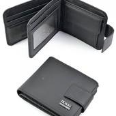 Кожаное портмоне! Компактное и практичное