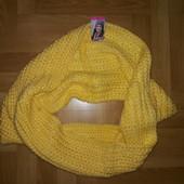 ☀️ Суперстильный новый шарф снуд