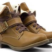 """Фирменные, стильные и качественные ботинки """"Plato"""" р.37"""