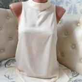 Женская длинная блуза Размер S (Есть замеры)