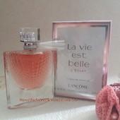 Новый! Это аромат любви! Утончённый и женственный Lancome La Vie est belle l'eclat! батч-,штрих-код!