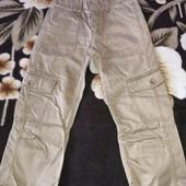 Котоновые брюки НМ, р.134