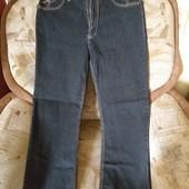 джинсы на высокой посадке