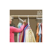 Не пропустите набор из 8 штук!!! Вешалка для одежды Wonder Hanger. Порядок и экономия места в шкафу.