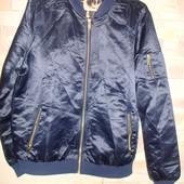 Esmara Германия -дизайнерская куртка-бомбер евро размер 42