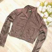 Легкая куртка бомбер куртка Angora