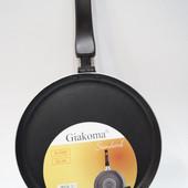 Сковорода для блинов 22cm Giakoma!!! Антипригарное покрытие!!