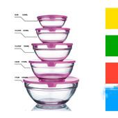 судочки.стекло в наборе 4 штуки( одного на 10.5 нет)
