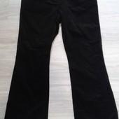 Фирменные новые модные брюки из микровельвета-стрейч р. 10-14