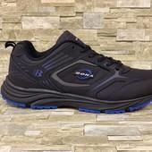 Мужские кожаные кроссовки bona sport-shoes! новая коллекция 2019!!